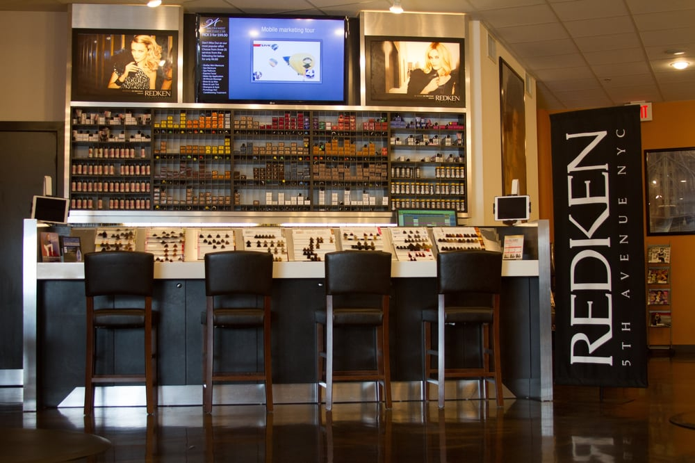 Salon West Hair Studio & Spa: 1530 N McMullen Booth Rd, Clearwater, FL