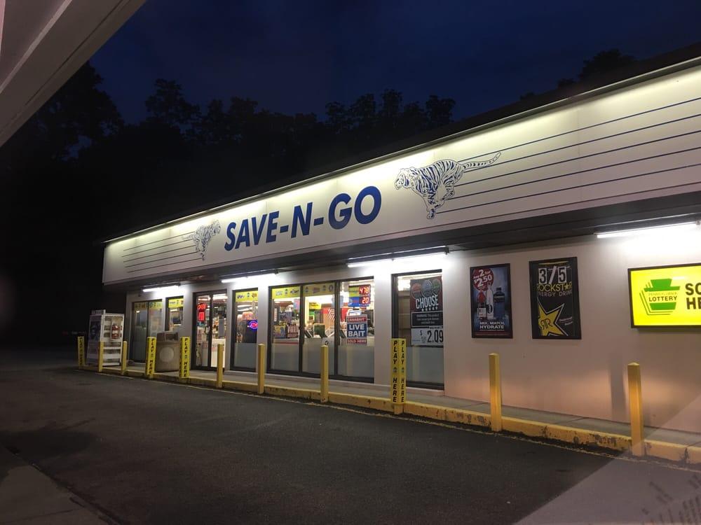 Exxon Save N Go: 5610 William Flynn Hwy, Gibsonia, PA