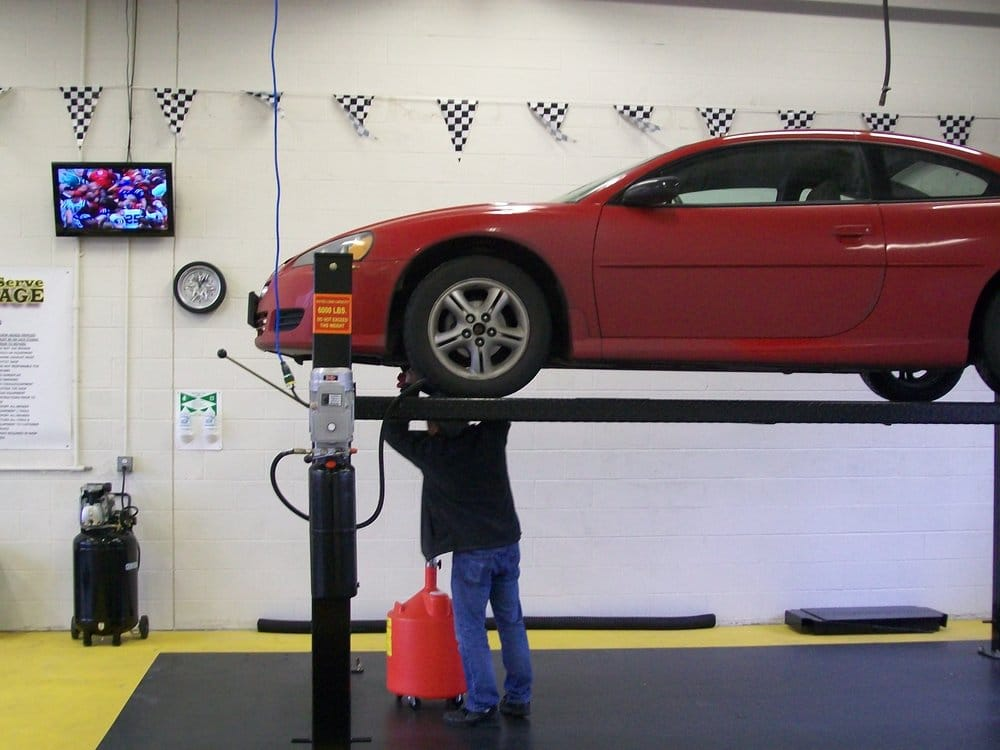 Self Service Garages : Self serve garage photos reviews storage