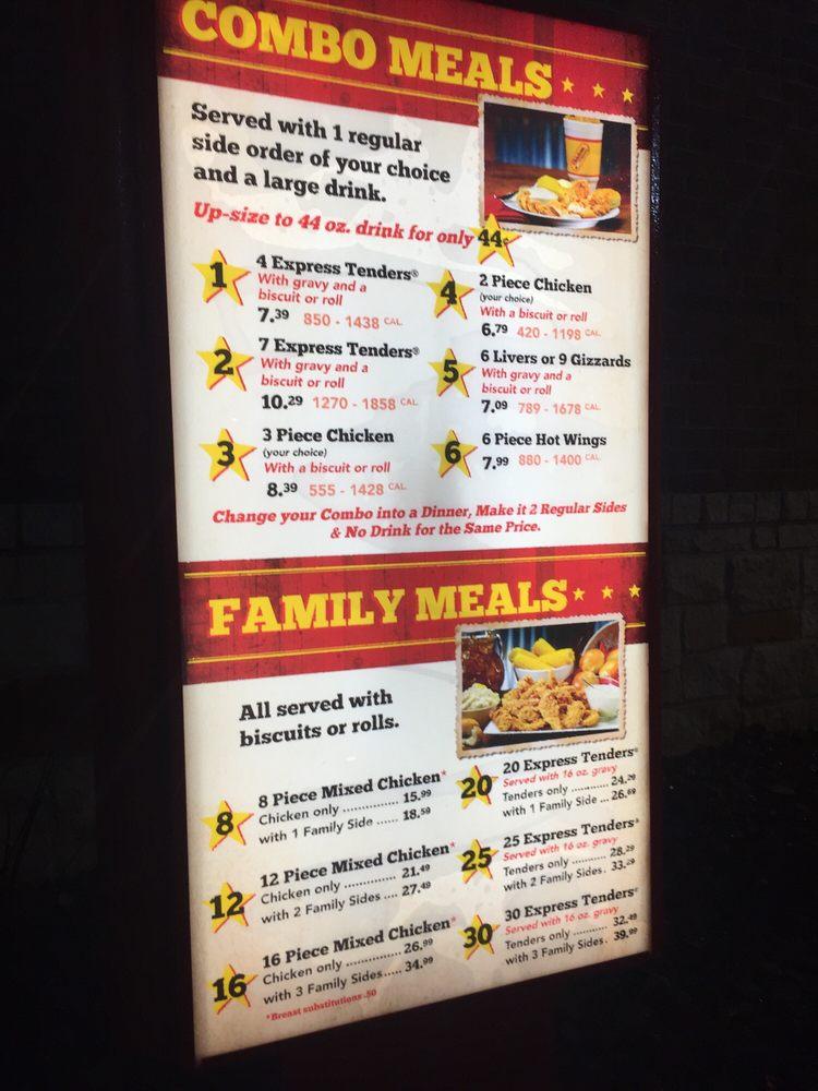 Chicken Express: 106 W 2nd St, Hearne, TX