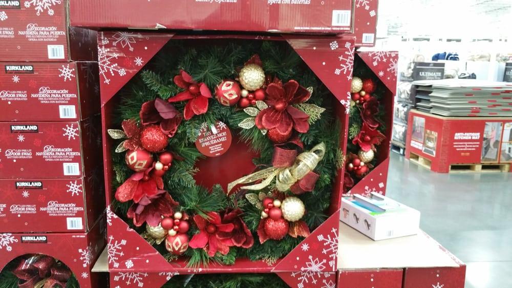 Christmas Wreath. - Yelp