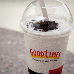 Good Time For Zen Custard >> Good Times Burgers Frozen Custard 29 Photos 21 Reviews