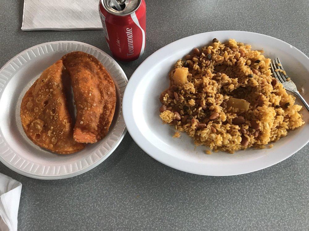 Food from Niagara Cafe