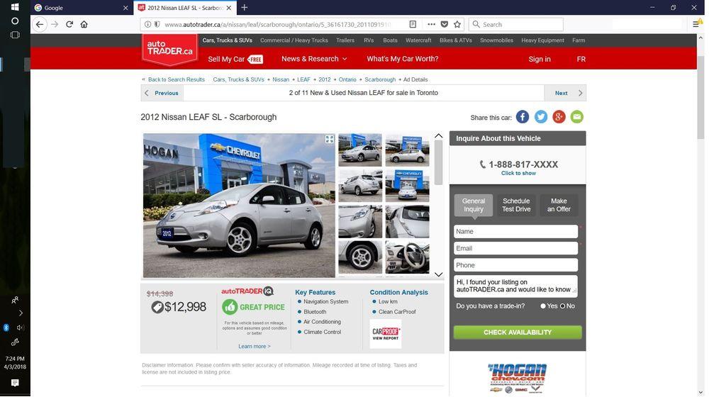 Hogan Chevrolet Buick GMC - Car Dealers - 5000 Sheppard Avenue E ...
