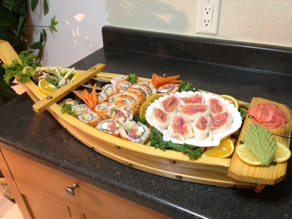 Num Thai Sushi Bar Restaurant