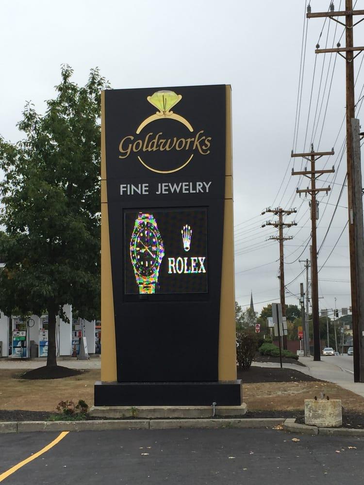 Goldworks: 33 Center St, Auburn, ME
