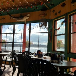 Photo Of Sand Bar Island Grill Twin Lakes Wi United States