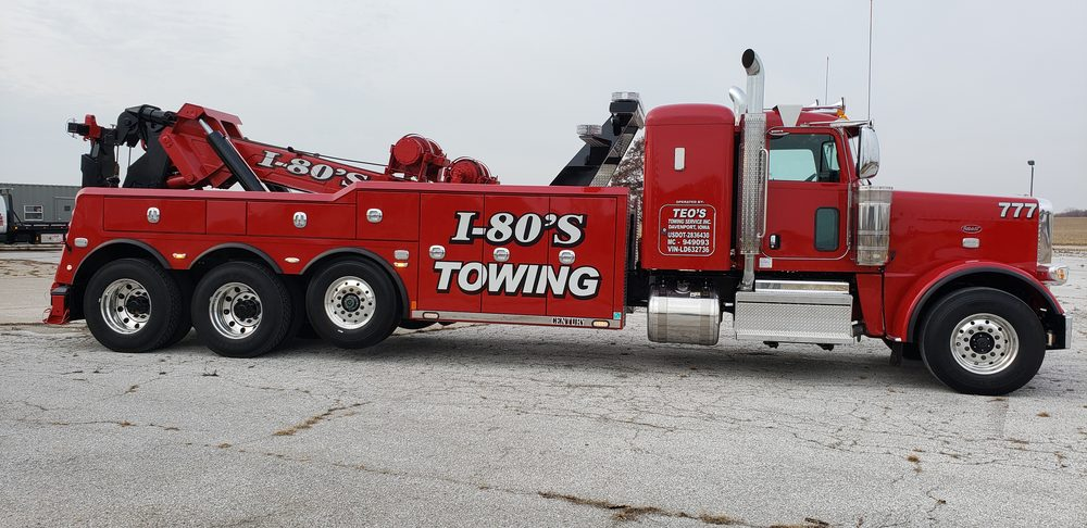 Towing business in Muscatine, IA