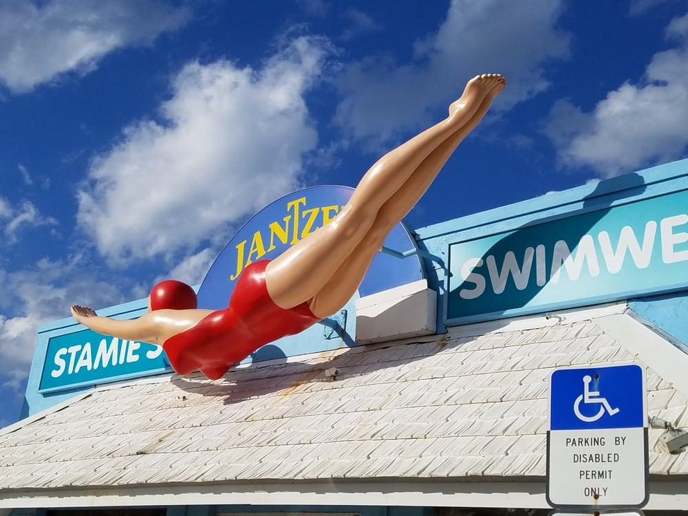 Daytona Boardwalk Amusement Area and Pier