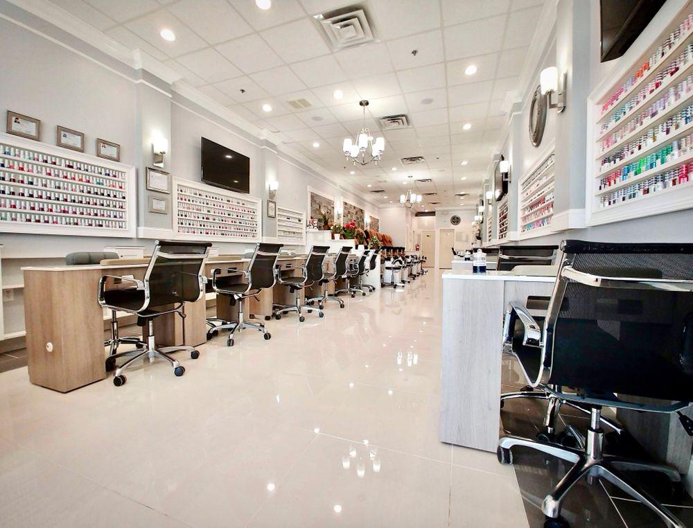 Queen Nail Salon: 115 Lefante Way, Bayonne, NJ