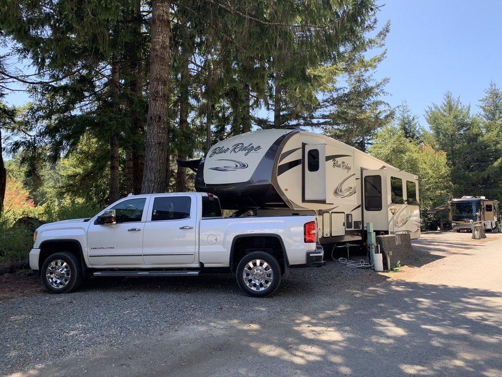 Redwood Meadows RV Resort: 2000 US Hwy 199, Crescent City, CA
