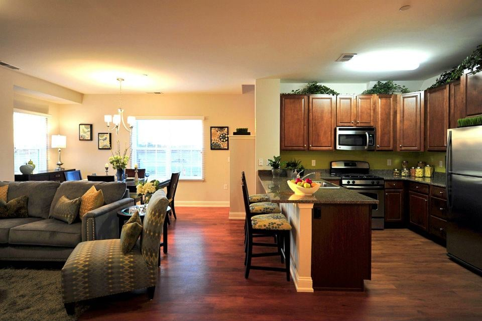 The Avery Townhome Apartments