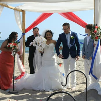 Photo Of Los Angeles Beach Weddings Sherman Oaks Ca United States The