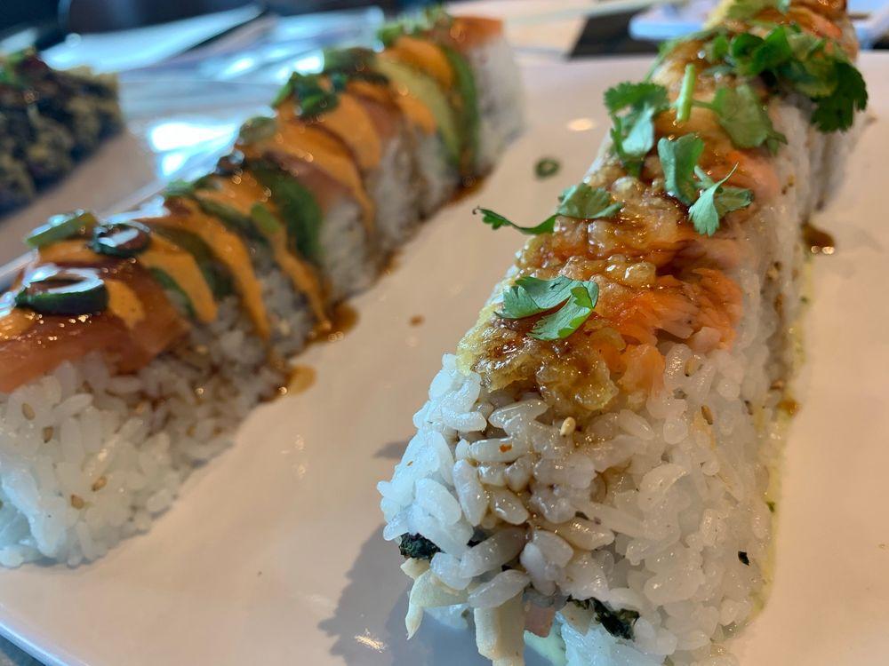 Trapper's Sushi - Avondale: 10321 West McDowell Rd, Avondale, AZ