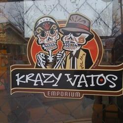 Krazy Vatos logo