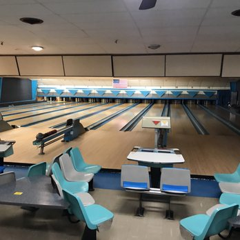 Old Fashioned Bowling Alley