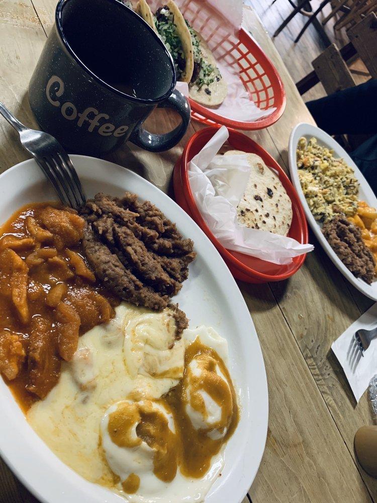 La Cabanita Breakfast Tacos: 561 Memo Robinson Rd, Eagle Pass, TX