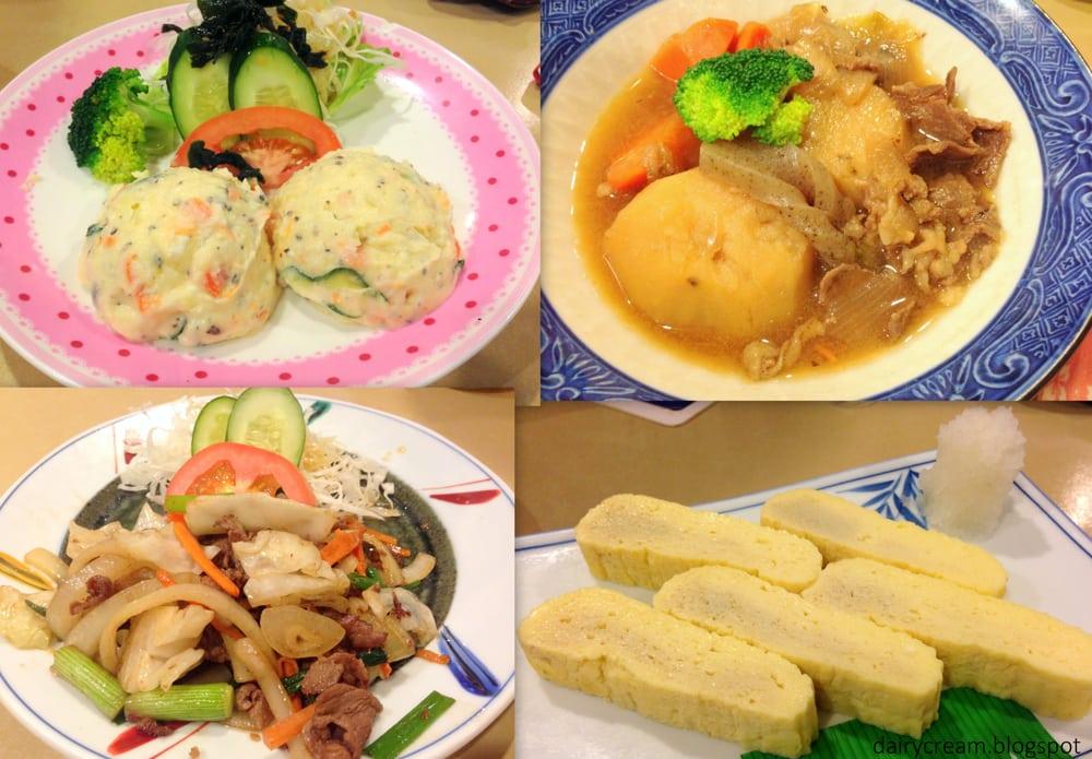 Botan Japanese Restaurant Menu Singapore
