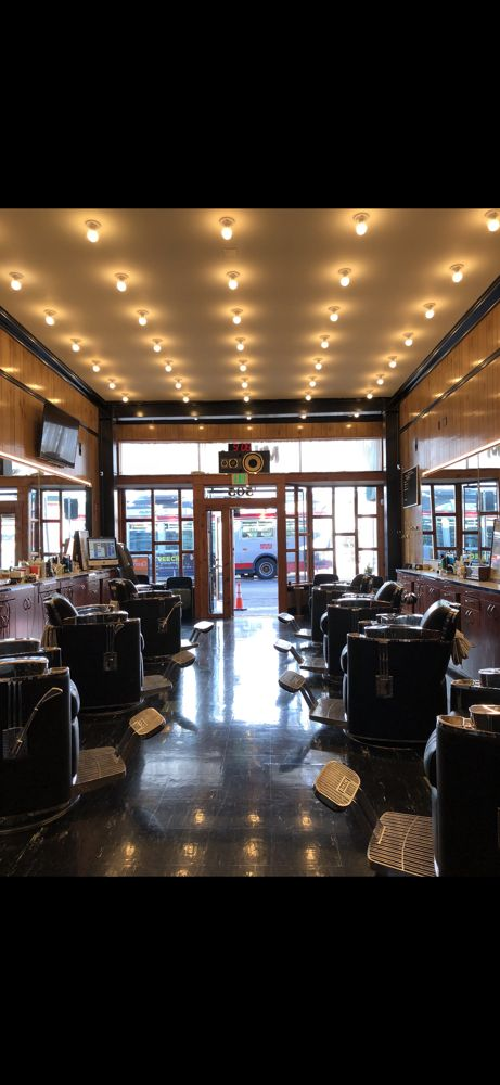 Mike's Barbershop: 505 Haight St, San Francisco, CA