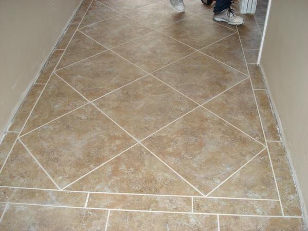 Diagonal Tile With A Border Yelp