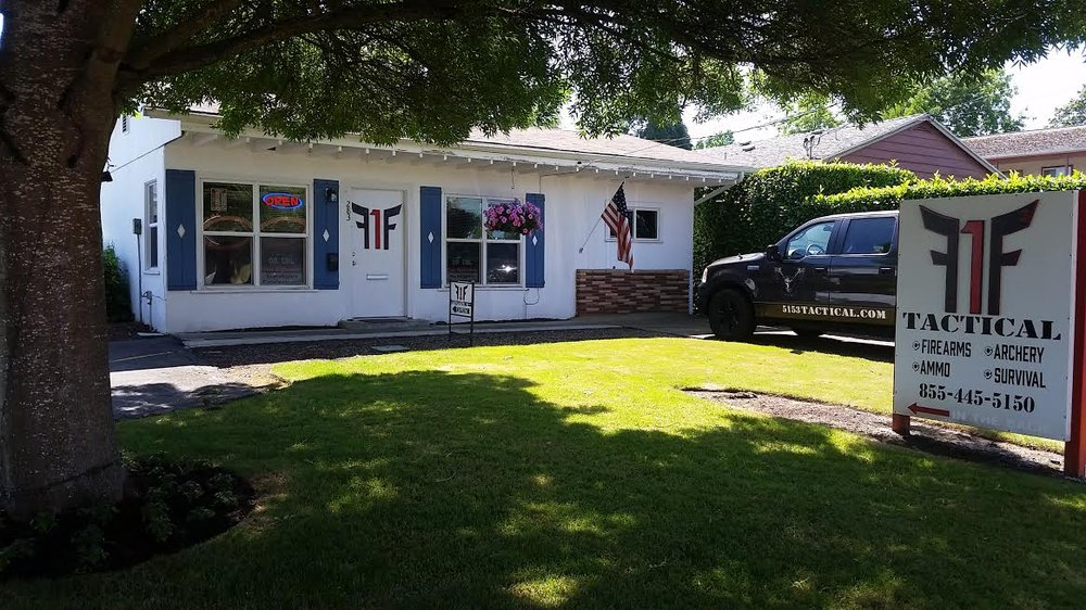 Fifty1Fifty3 Tactical: 283 N Pacific Hwy, Monmouth, OR