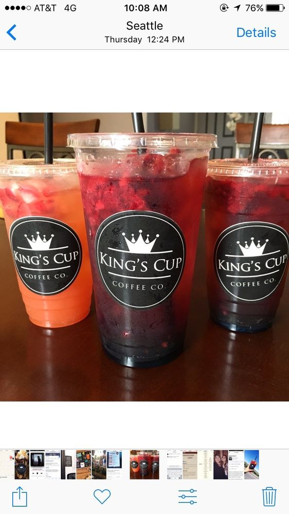 King's Cup Coffee: 3425 N King Ave, Pasco, WA