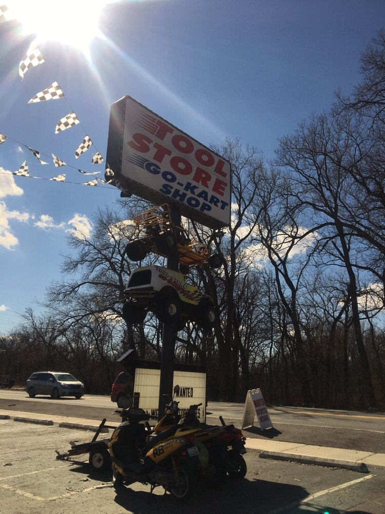 Tool Store Go-Kart Shop: 4529 S Harlem Ave, Forest View, IL