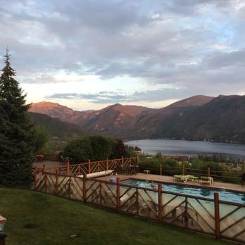 Photo Of Grand Lake Lodge Hotel Co United States Sunset