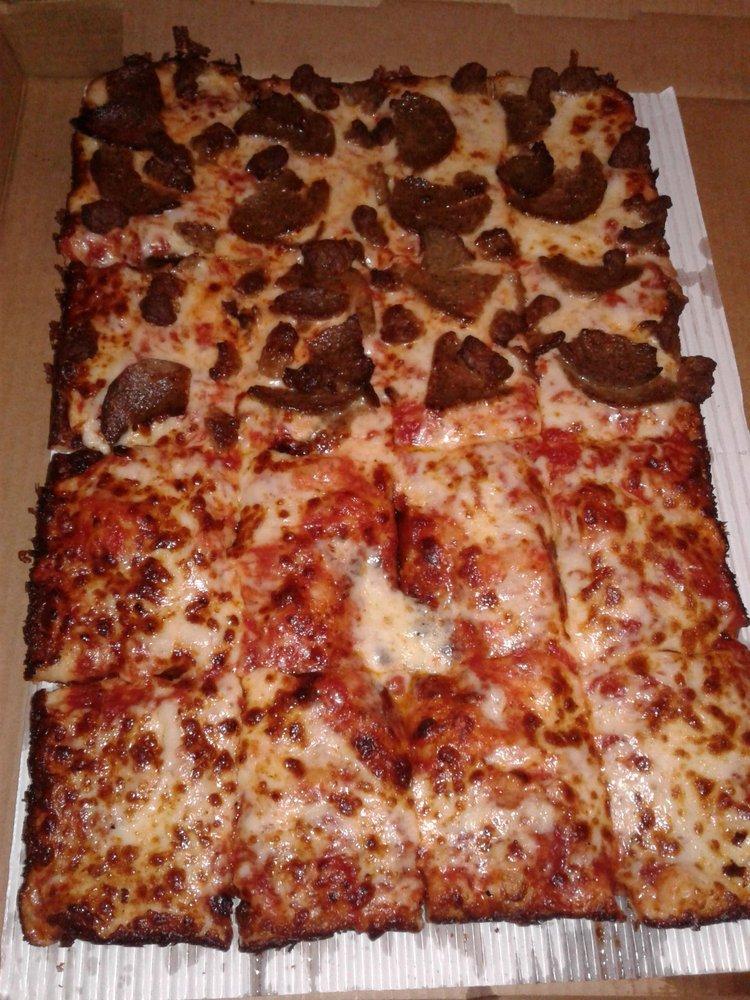 Pizza Panz & salads