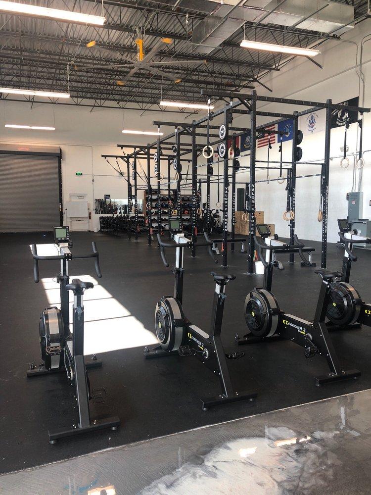 CrossFit Westchase - Largo: 9310 Ulmerton Rd Bld 2, Largo, FL
