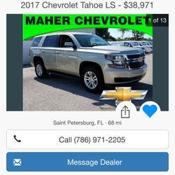 Maher Chevrolet - 21 Photos & 44 Reviews - Auto Repair - 2901 34th