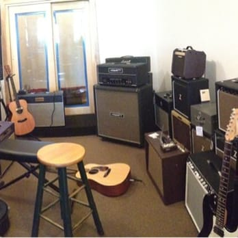Photo Of Mass Street Music   Lawrence, KS, United States. Soundproof Room  For