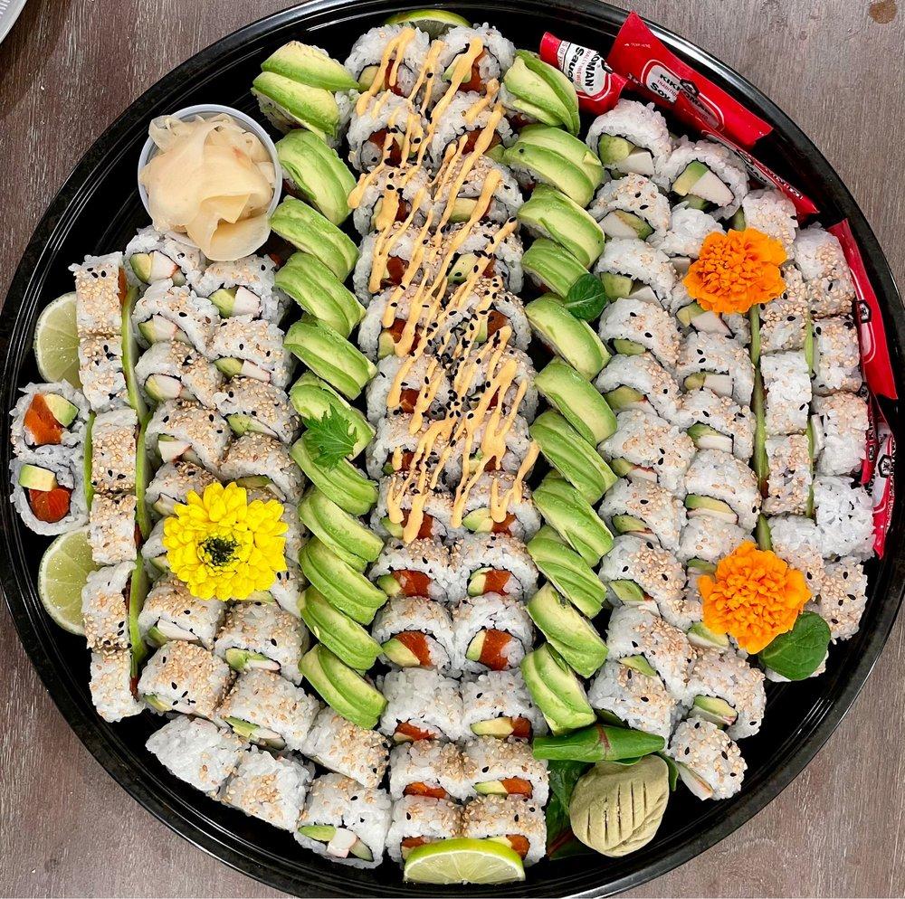 Mermaid Sushi: 620 G St, Davis, CA