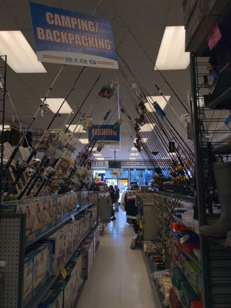 Big 5 Sporting Goods: 96 E Orangethorpe Ave, Anaheim, CA
