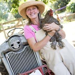 Farmer Sue & The Art Barn at Morning Glory Farm - Party ...