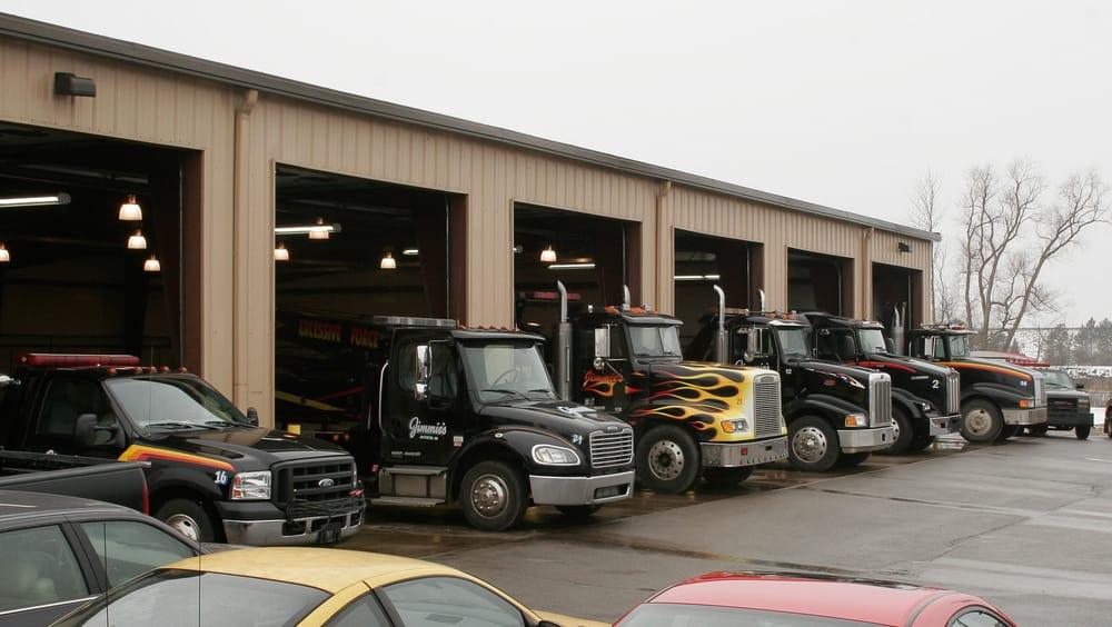 Jimmie's Towing & Auto Repair: 4201 W Michigan Ave, Jackson, MI