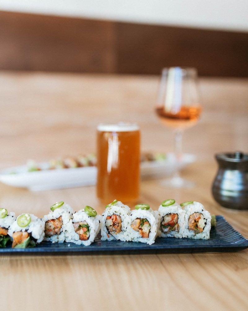Social Spots from Ando Sushi + Bar