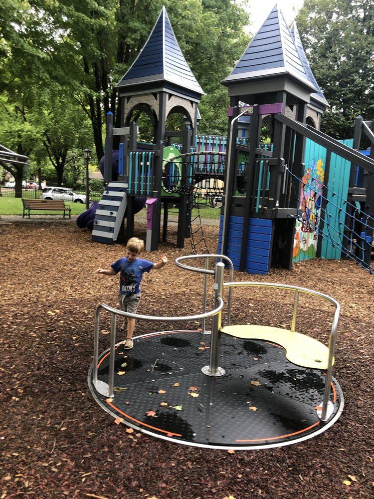 Boyd Park: Selby St And Virginia St, St Paul, MN