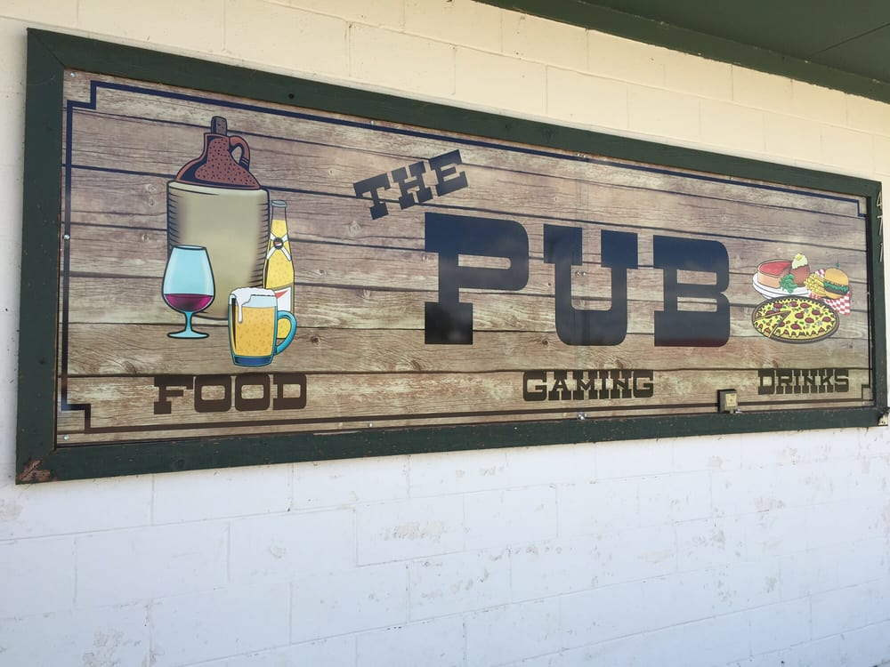 The Pub: 471 Main St, Gladstone, ND