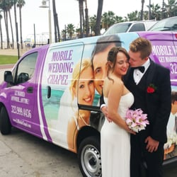 Photo Of Mobile Wedding Chapel Beverly Hills Ca United States