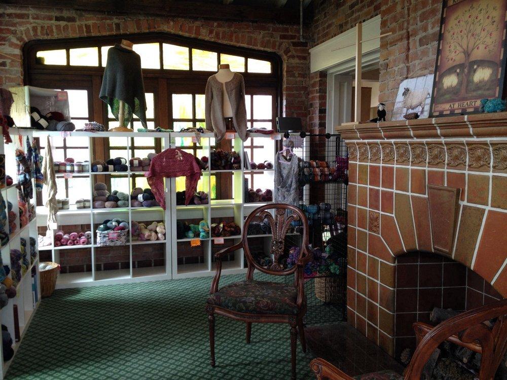 Bo-Peep Fine Yarns: 221 W Main St, Ligonier, PA