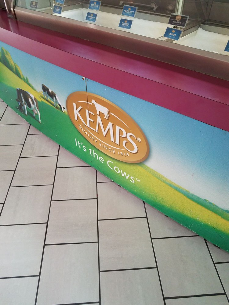 Kemps Ice Cream Cafe