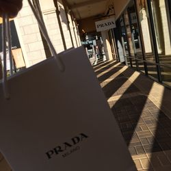 bab234fde1bd Photo of Prada Outlet - San Marcos, TX, United States. Great location with