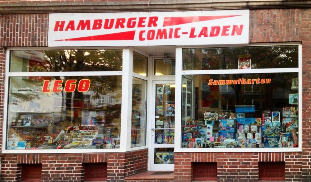 hamburger comic laden serietidningar eimsb tteler chaussee 79 altona nord hamburg. Black Bedroom Furniture Sets. Home Design Ideas