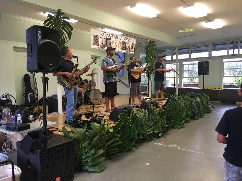 Big Island Sound Production: Pāhoa, HI