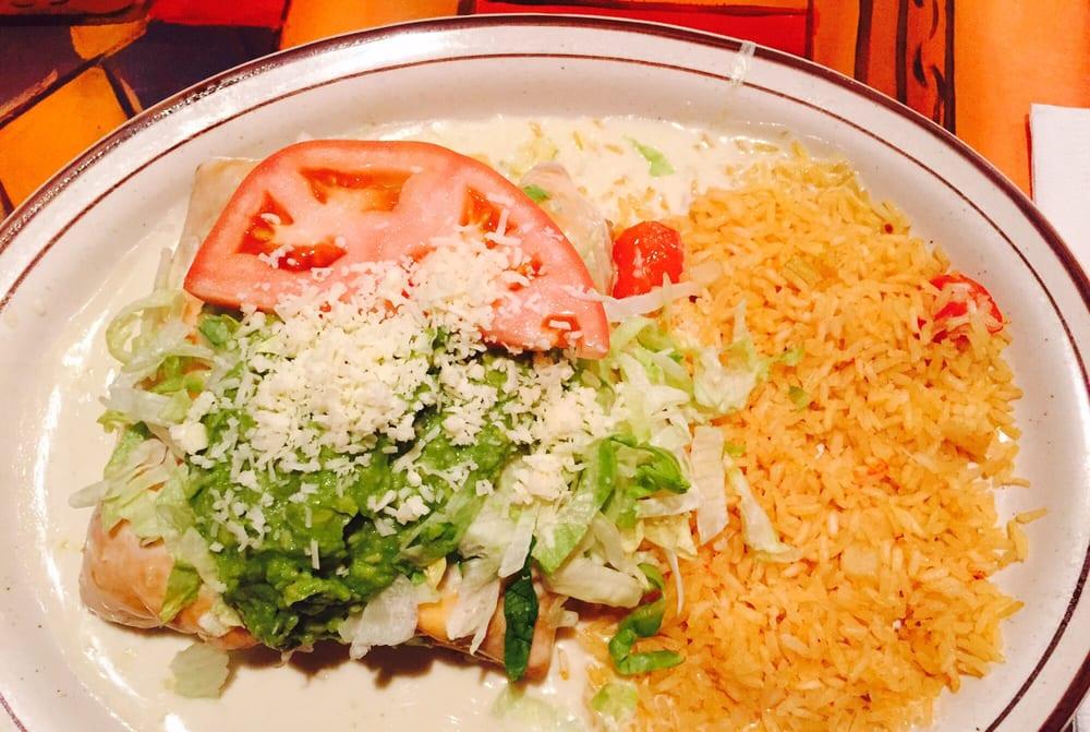 Viva Mexico Family Restaurant: 24 Annex Dr, Inwood, WV