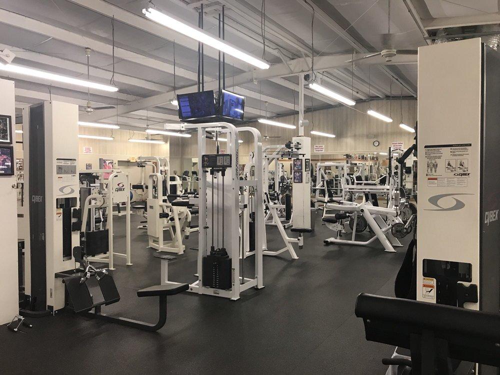 Tim's Total Fitness: 204 Linda Dr, Byron, GA