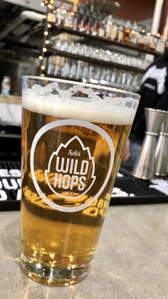 Wild Hops Brewery: 1001 Logan St, Louisville, KY