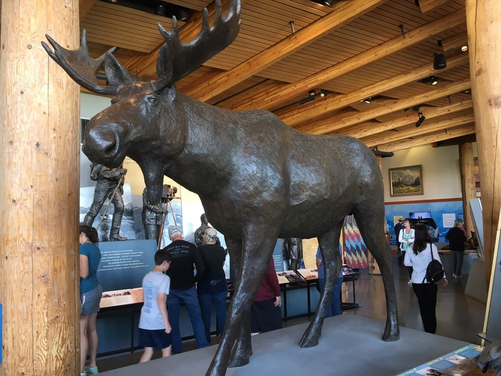 Craig Thomas Discovery and Visitor Center: 25 S Willow, Grand Teton, WY