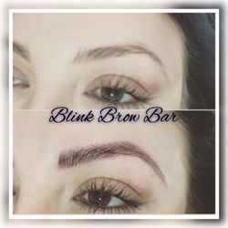 Photo Of Blink Brow Bar Livonia Mi United States Top Is Before